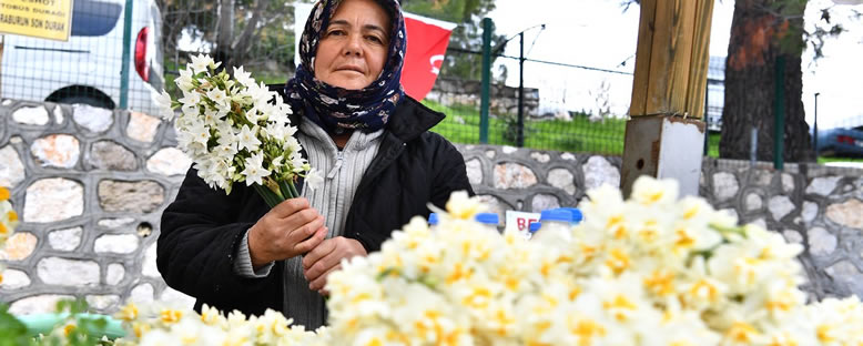 Nergis Satıcıları - İzmir