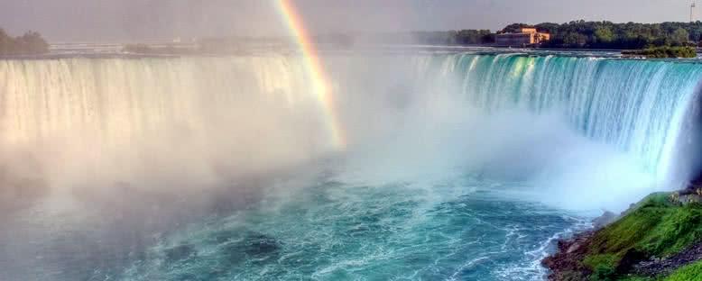 Bölge Manzarası - Niagara Şelaleleri
