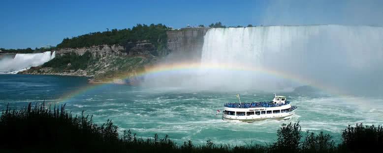Tekne Turları - Niagara Şelaleleri