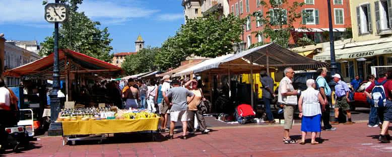 Pazar Meydanı - Nice