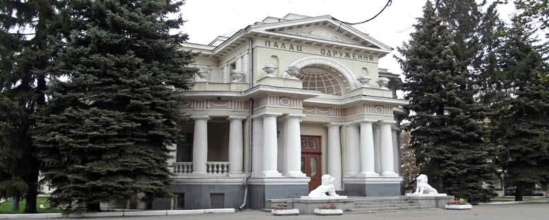 Nikah Sarayı - Kharkov