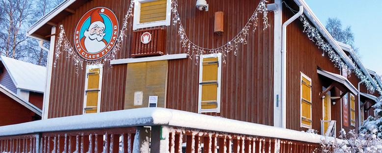 Noel Baba'nın Deniz Kıyısındaki Evi - Tornio