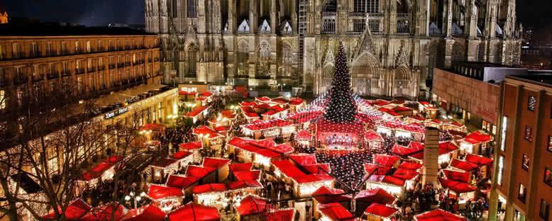 Noel Pazarı - Köln