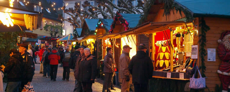 Noel Pazarı - Rüdesheim