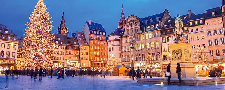 Noel Pazarı - Strasbourg