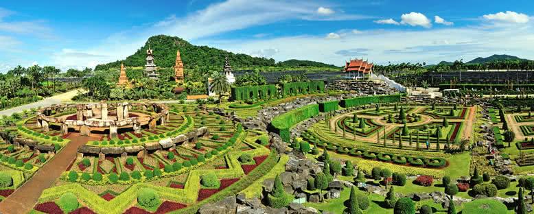 Nong Nooch Tropik Bahçe - Pattaya