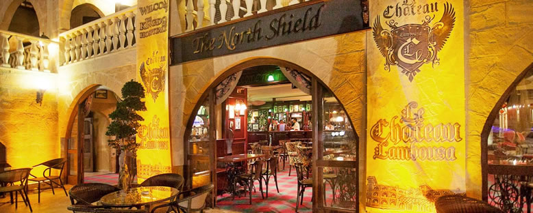 The North Shield Pub - Le Chateau Lambousa Hotel
