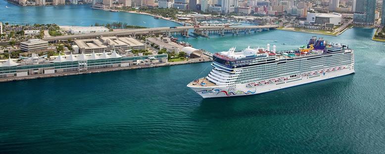 Norwegian Epic Cruise Gemisi