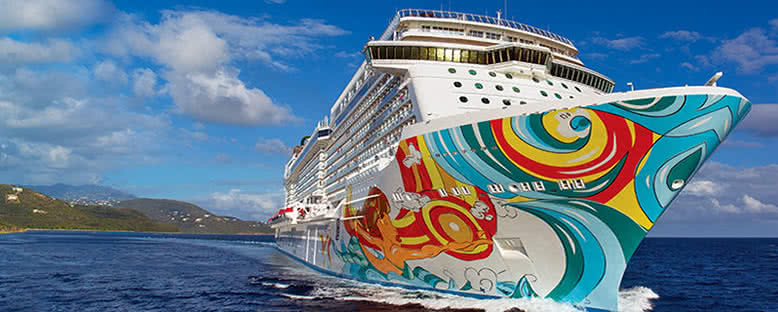 Norwegian Getaway Cruise Gemisi