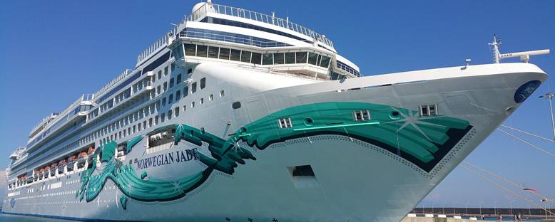 Norwegian Jade Cruise Gemisi