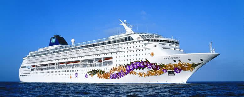 Norwegian Sky Cruise Gemisi