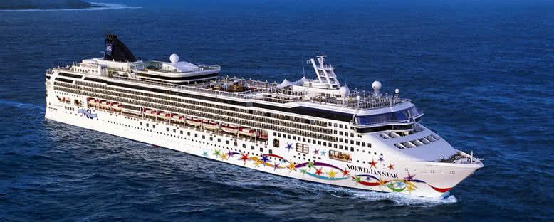 Norwegian Star ile Uzakdoğu & Hindistan & Arap Yarımadası