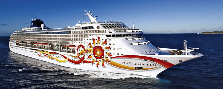 Norwegian Sun Cruise Gemisi
