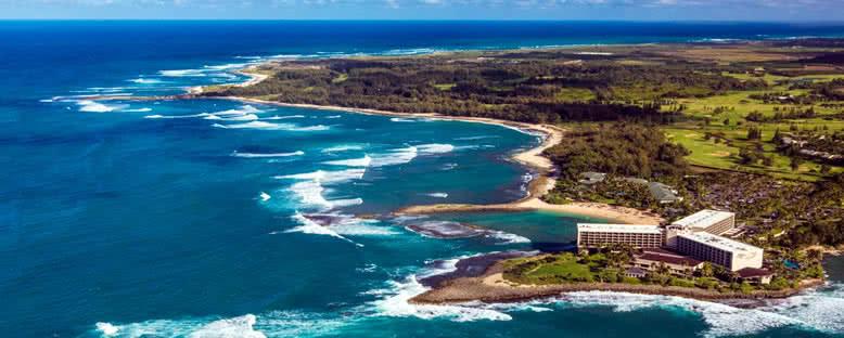 Oahu Kıyıları - Hawaii