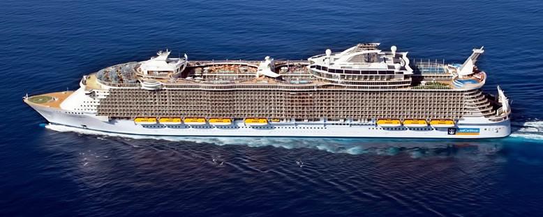 Oasis of the Seas ile Batı Akdeniz