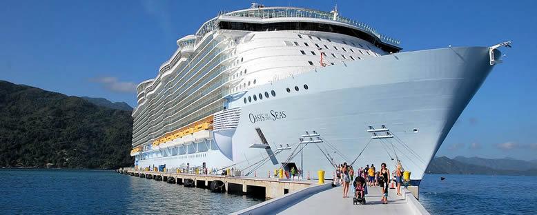 Oasis of the Seas ile Tatil Keyfi
