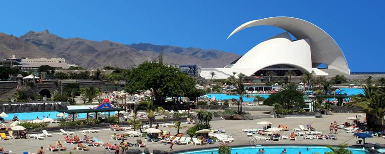 Oditoryum Binası - Santa Cruz de Tenerife