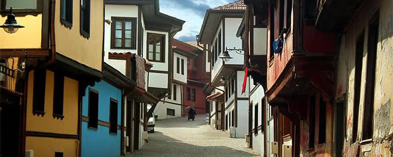 Odunpazarı Yolları - Eskişehir