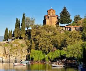 Ohrid göl
