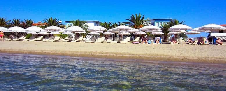 Olympion Plajı - Halkidiki