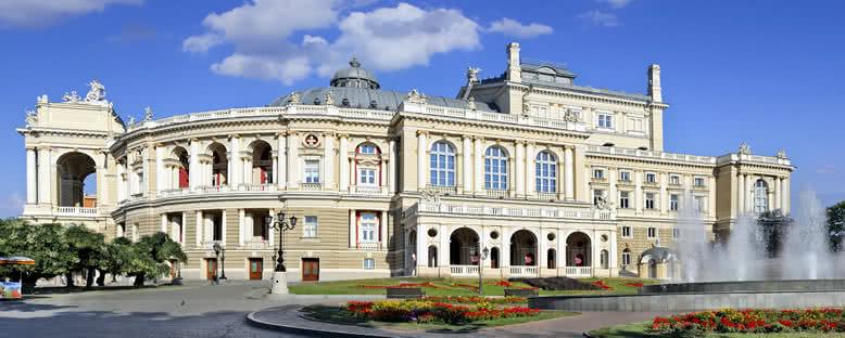 Opera ve Bale Binası - Odessa