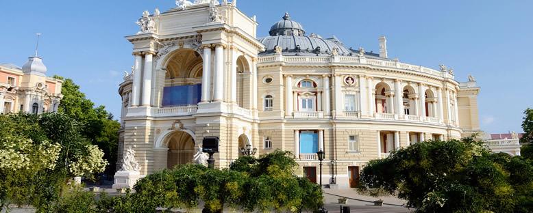 Opera Binası - Odessa