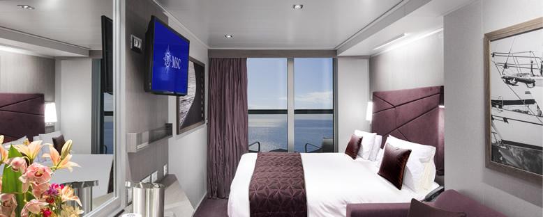 Örnek Balkonlu Kabin - MSC Seaside