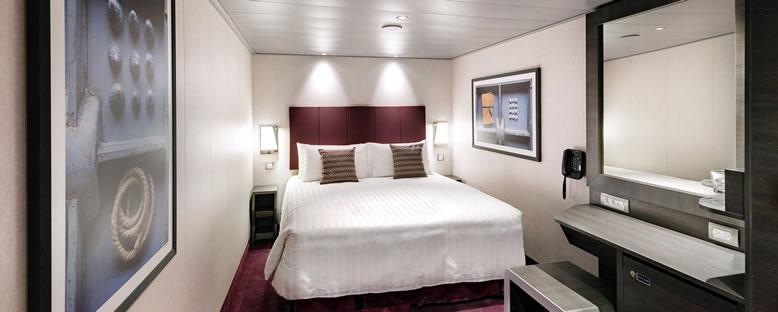 Örnek İç Kabinler - MSC Cruise Gemileri