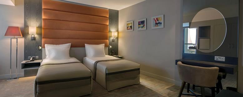 Örnek Odalar - Elexus Hotel