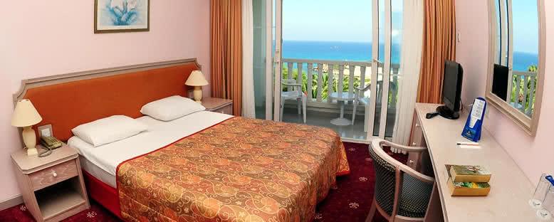 Örnek Standart Oda - Deniz Kızı Royal Hotel