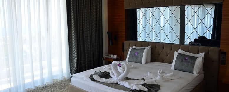 Örnek Standart Oda - Malpas Hotel