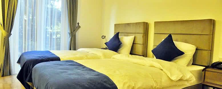 Örnek Standart Oda - Park Palace Hotel