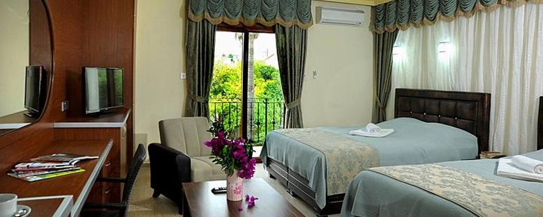 Örnek Twin Oda - Riverside Garden Resort