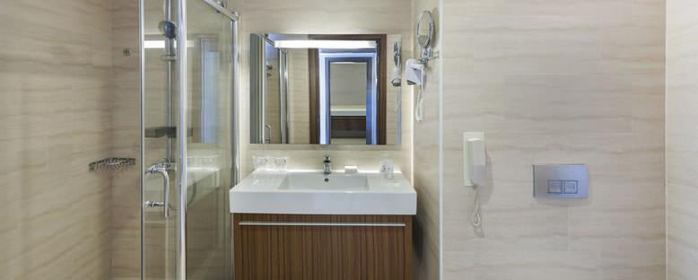 Örnek Villa Banyosu - Nuh'un Gemisi Hotel