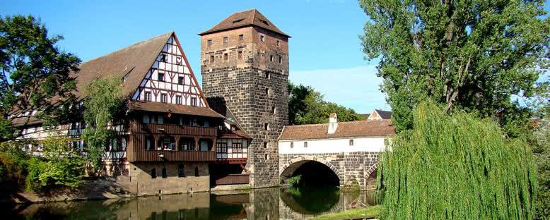 Cellat Köprüsü - Nürnberg