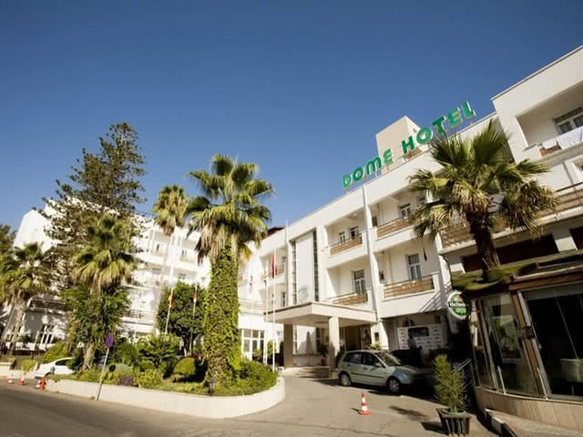 Otel Bina - Dome Hotel