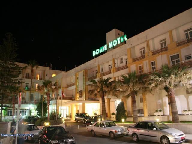 Otel Gece - Dome Hotel