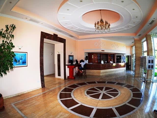 Otel Giriş - Deniz Kızı Royal