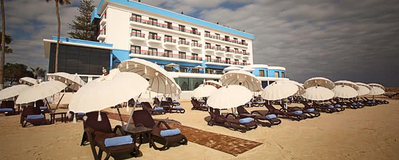 Otel Görünümü - Arkın Palm Beach Hotel