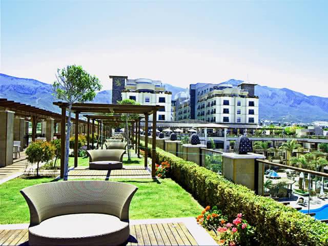 Otel Görünümü - Cratos Premium Hotel
