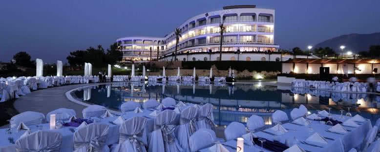 Otel Görünümü - Malpas Hotel