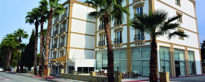 Otel Grünümü - Park Palace Hotel