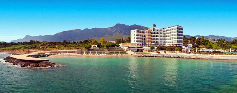 Otel Manzarası - Ada Beach Hotel