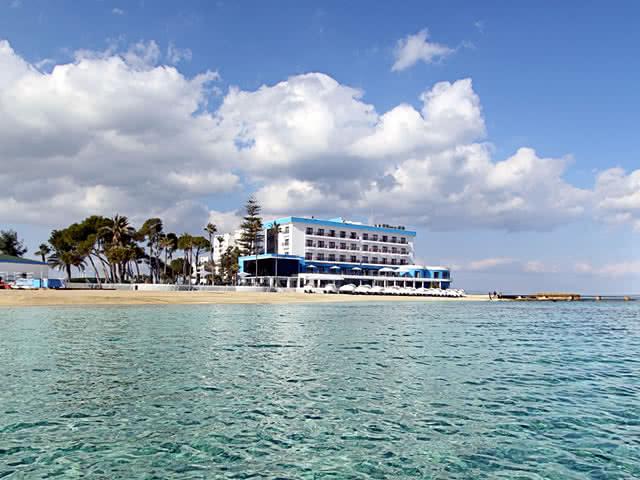 Otel Manzarası - Arkın Palm Beach Hotel