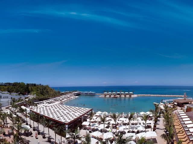 Otel Manzarası - Cratos Premium Hotel