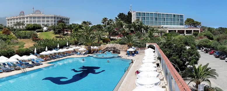 Otel Manzarası - Deniz Kızı Royal Hotel