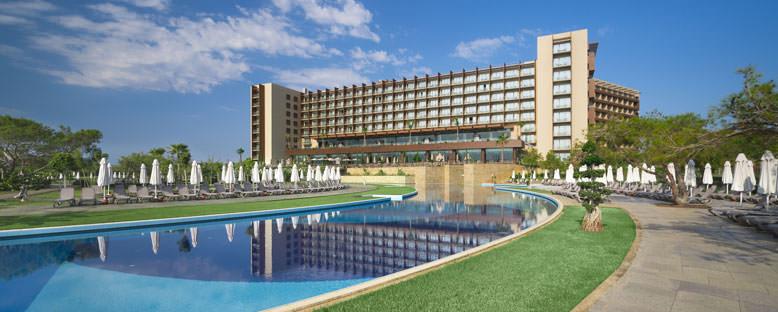 Concorde Luxury Resort - Açık Havuz