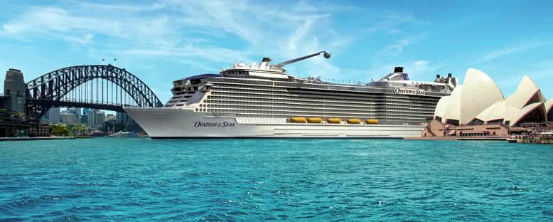 Ovation of the Seas Cruise Gemisi