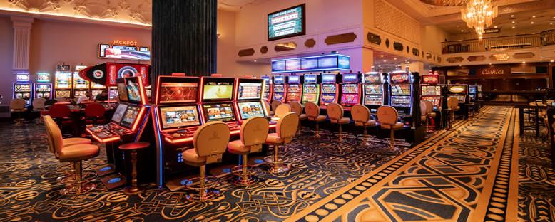 Oyun Makineleri - Lord's Palace Hotel