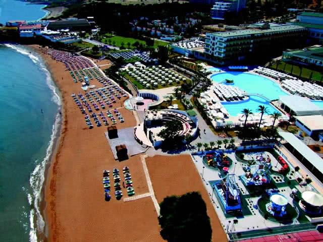 Özel Plaj - Acapulco Resort Hotel